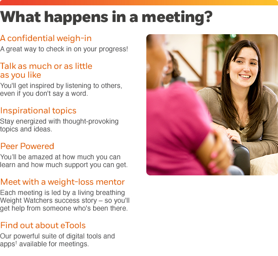 What Happens In a meeting?