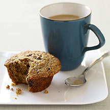 Image of bran muffins