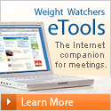 Weight Watchers eTools The Internet companion for meetings. Click here to learn more.