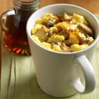 Easy French Toast Egg Mug Scrambler