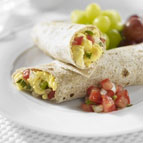 Stuffed Breakfast Wraps