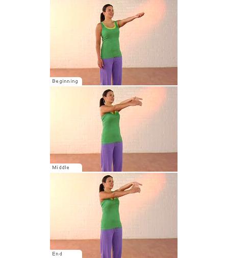 bicep stretch - photo #44