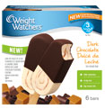 Dark Chocolate Dulce de Leche Ice Cream Bars