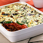 Beef and Cheese Vegetable Casserole