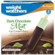 Dark Chocolate Mint Ice Cream Bars - NEW