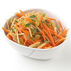 Apple and Carrot Slaw