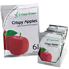 Crispy Green Snacks