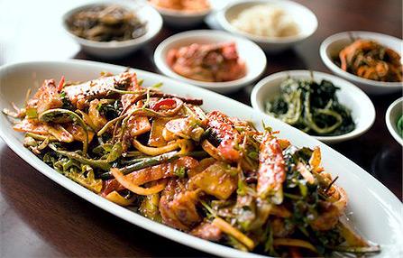 Cuisine intensive korean essential ingredients techniques for Asian cuisine cooking techniques