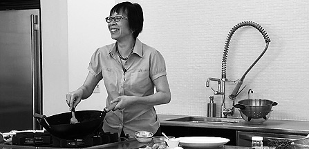 Chinese Cooking Expert Grace Young
