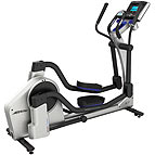 Life Fitness X7 Electronic Adjustable Stride Cross Trainer
