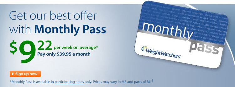 Get our best offer with Monthly Pass