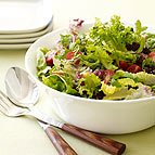 Mixed Greens with Vinaigrette