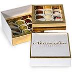 Box of Norman Love Chocolates