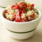 Quinoa and Tomato Salad