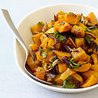 Spice-Roasted Butternut Squash and Onions