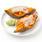 Spicy Chili Lime Sweet Potato