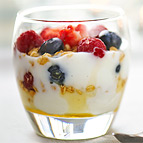 Yogurt Fruit Honey