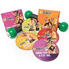 Zumba DVD Set