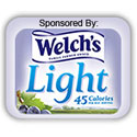 Welch's Light.