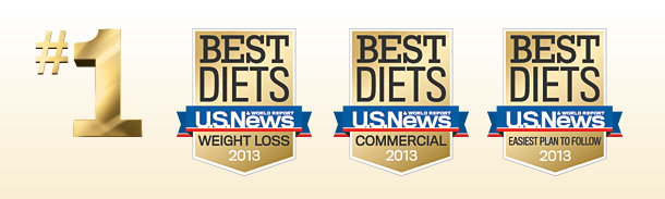 Weight Watchers Ranked #1 Best Weight-Loss Diet by U.S. News & World
