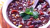 Soups, non-creamy