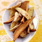 Cumin-Spiced Oven Fries