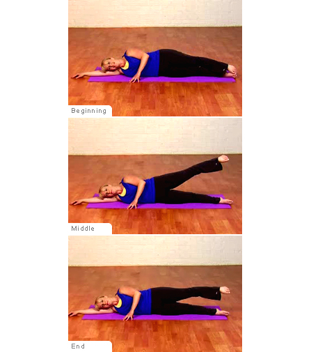 Hip Circles – Pilates