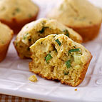 Spicy Corn Muffins