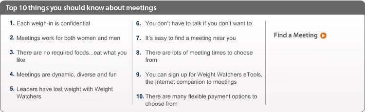 Top ten things you should know about meetings