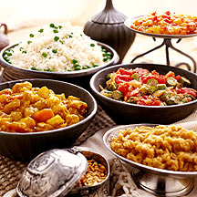 Cuisine of the Day Indian