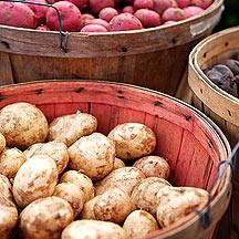 The Skinny on Potatoes