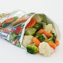 Beyond the Bag Frozen Mixed Vegetables