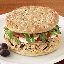 Tuna Nicoise Sandwich Recipe from Sandwich Thins®