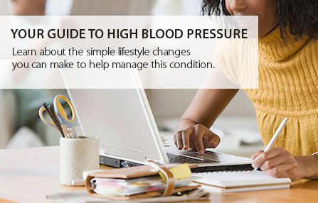 Heath Conditions High Blood Pressure