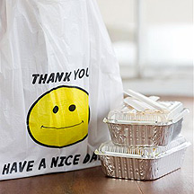 Take out bag