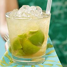 Warm Weather Cocktails