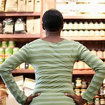 Avoiding Grocery Store Temptation