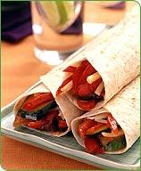 WeightWatchers.com: Weight Watchers Recipe - Garden Vegetable Wraps
