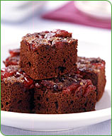 ... .com: Weight Watchers Recipe - Cranberry Upside Down Brownies