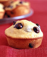 Low Fat Chocolate Chip Muffins