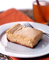 Pumpkin Spice Cheese cake Bars