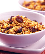 Almond, Toasted Oat and Cherry Trail Mix