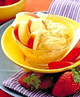 Caramel Dip with Fruit