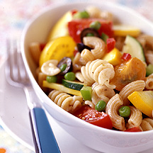 Pot Luck Pasta Salad
