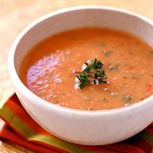 Fresh Cream of Tomato Soup