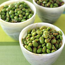 Indian Flavored Edamame