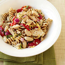White Bean-Tuna Pasta Salad