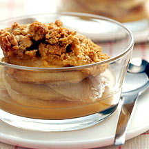 Baked Apple Streusel