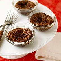 Image of pecan tartlets