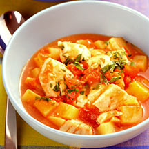 Fish Stew Recipe on Com  Weight Watchers Recipe   Warming Fish Stew